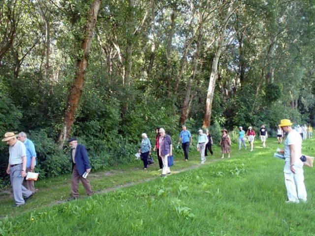 Ekološke pešačke ture