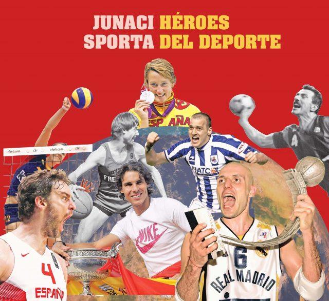 Junaci španskog sporta