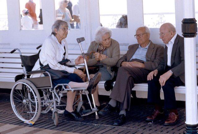 Kako žive stari u urbanim sredinama