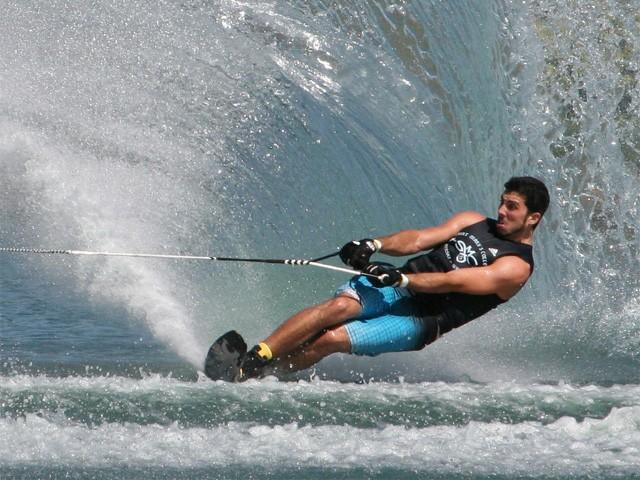 Skijanje na vodi - Ada