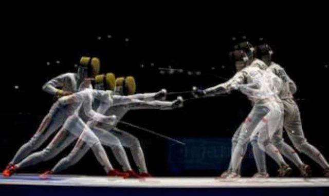 Sportski programi na Senjaku - mačevanje