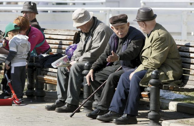 U Srbiji će 2030. godine 21% stanovništva biti starije od 65 godina