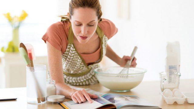 U početku se strogo držite recepta, improvizacija dolazi s praksom