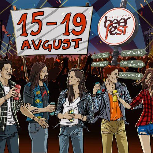 Belgrade Beer Fest 2018