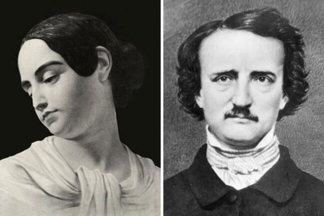 Edgar Alan Po i Virdžinija Klem