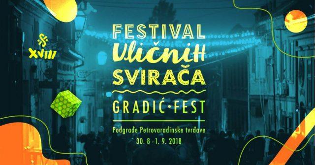 Festival uličnih svirača – Gradić fest