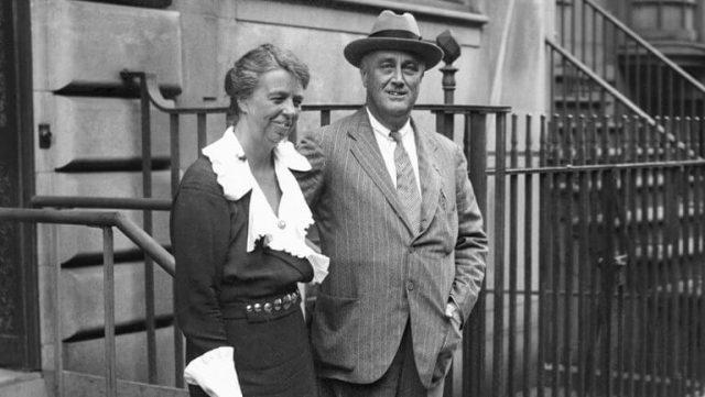 Frenklin Delano i Eleonora Ruzvelt