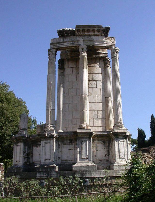 Hram boginje Veste