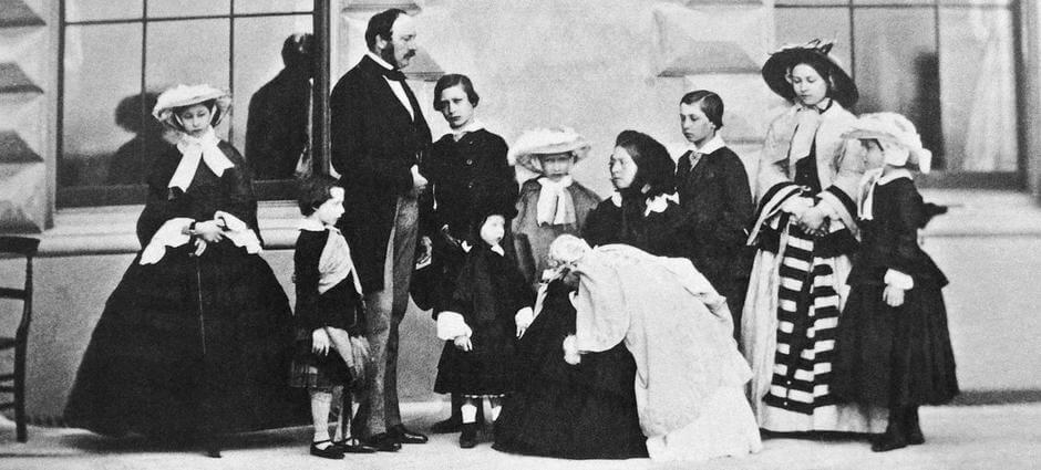 Kraljica Viktorija i princ Albert Saksen Koburg Gotski
