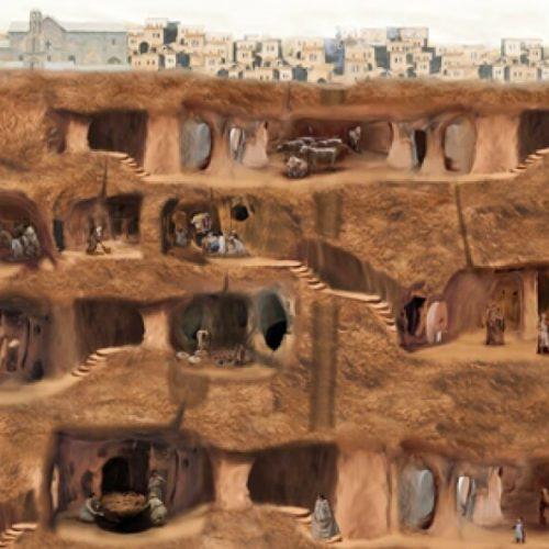 Nestali gradovi (1. deo)