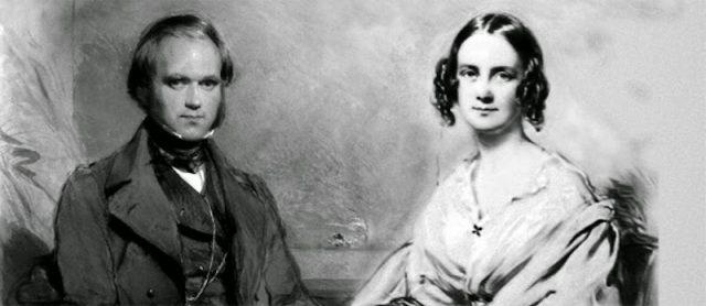 Čarls Darvin i Ema Vedžvud