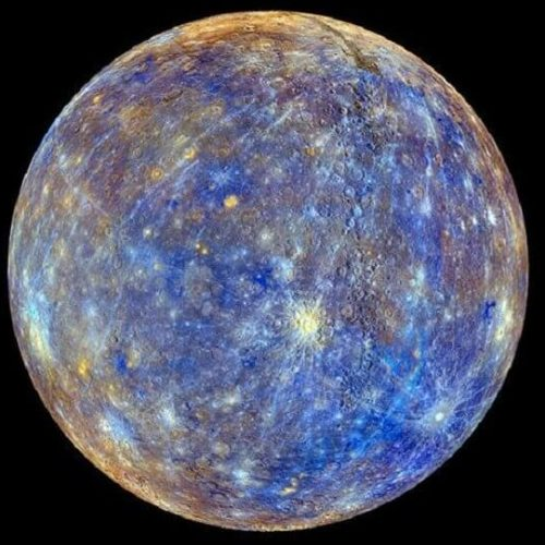 Merkur – planeta okretnosti