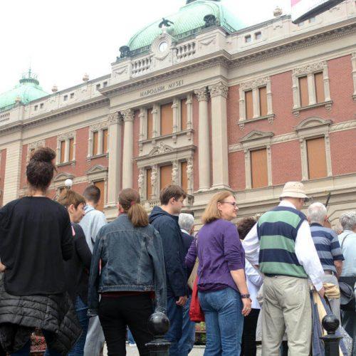 Tematska vođenja u Narodnom muzeju