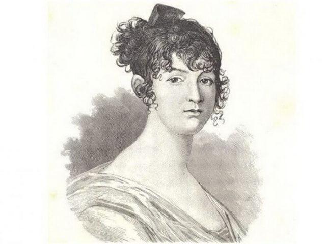 Nadežda Osipovna, Puškinova majka