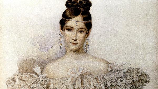 Natalija Nikolajevna, Puškinova žena