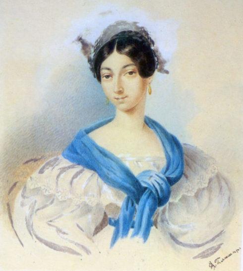 Olga Sergejevna, Puškinova sestra