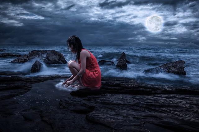 Mesec – planeta unutarnjeg života