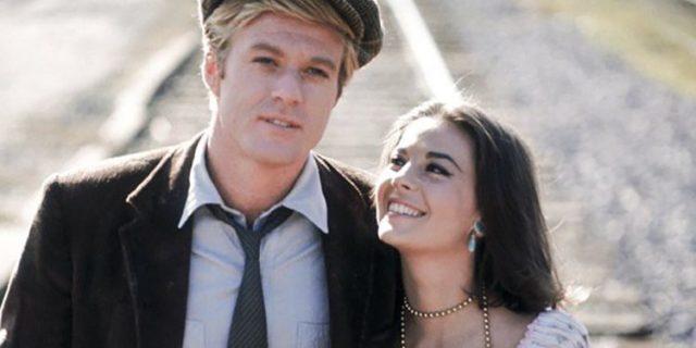 Robertu Redfordu bila je prva holivudska romansa - igrali su zajedno u Sve o Dejzi Klaver i Prokleti posed