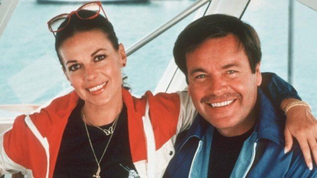 Sa suprugom Robertom Vagnerom