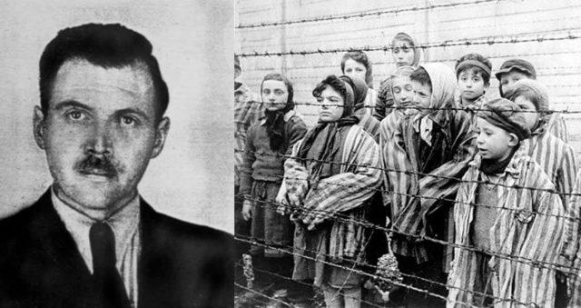 Jozef Mengele, Lekar Monstrum, najviše je eksperimentisao na blizancima