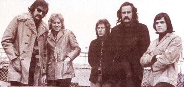 Jedan od pevača bio je i Zdravko Čolić (1971-1972)
