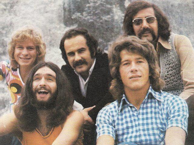 Josip Pejaković bio je pevač Korni grupe 1972-1974.