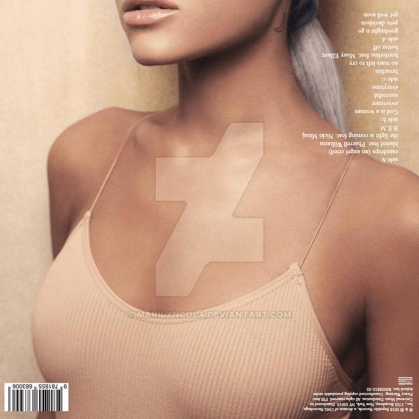 Ariana Grande – Sweetener (Republic)