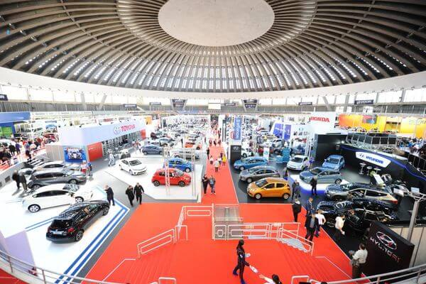Međunarodni salon automobila - 54. po redu