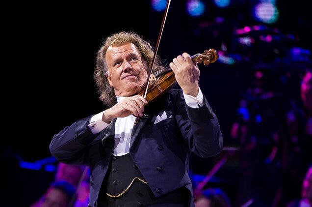 Andre Riu - koncert u Štark areni