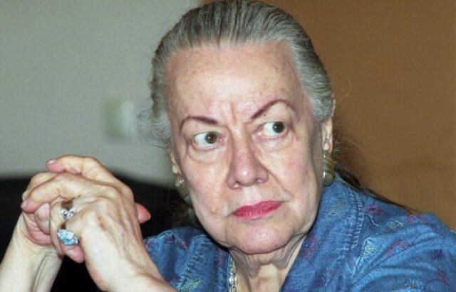 Jelena Vladimirovna Majakovska (1926-2016), kćer Majakovskog, američki psiholog i profesor istorije feminizma, poznata i kao Patricija Tompson
