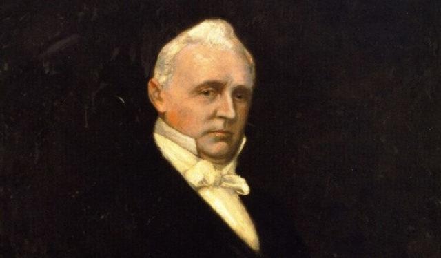 Džejms Bjukenen (1857-1861)