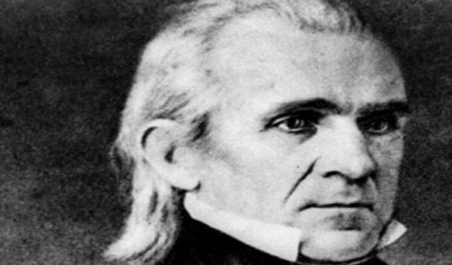 Džejms Noks Polk (1845-1849)