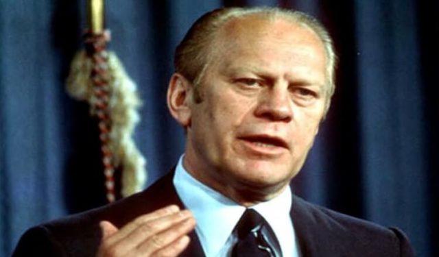 Džerald Ford (1974-1977)