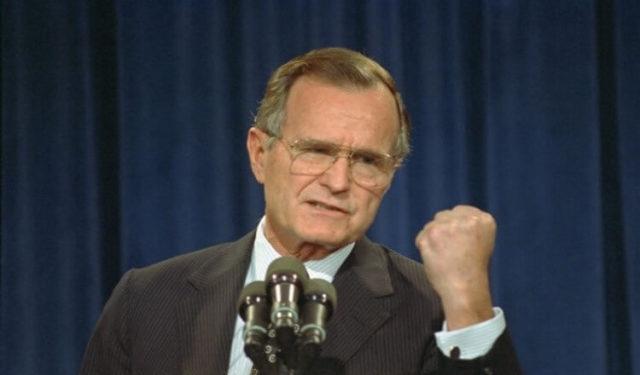 Džordž Buš Stariji (1989-1993)