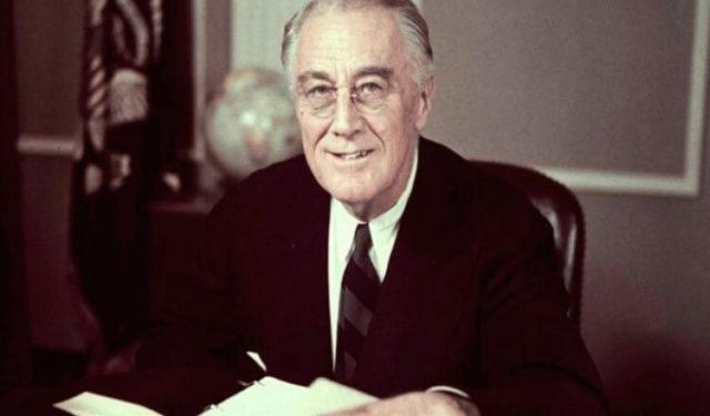 Frenklin Ruzvelt (1933-1945)