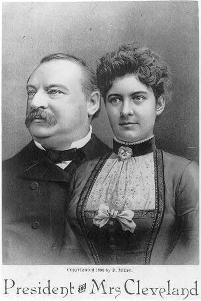 Grover Klivlend (1885-1889 i 1893-1897)