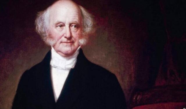 Martin van Bjuren (1837-1841)