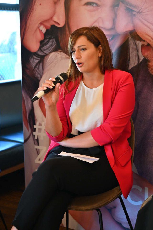 Milica Popović, menadžer korporativnih komunikacija kompanije Delez Srbija