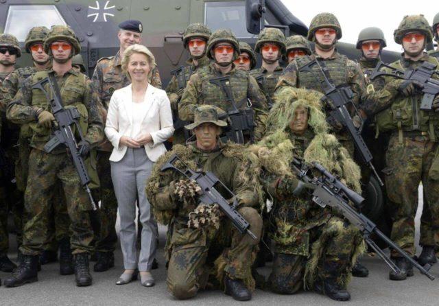 Ministarka odbrane
