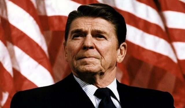 Ronald Regan (1981-1989)