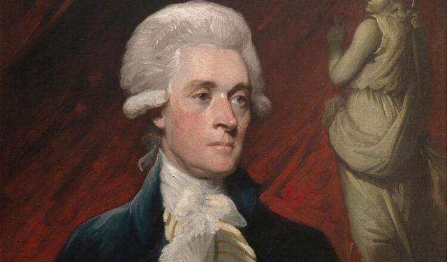 Tomas Džeferson (1801-1809)