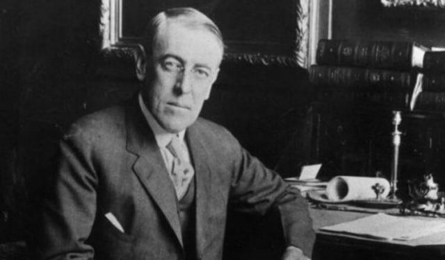 Vudro Vilson (1913-1921)