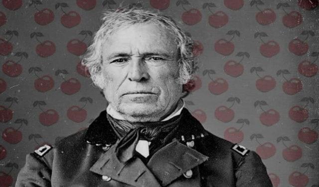 Zakeri Tejlor (1849-1850)