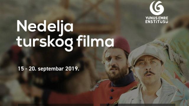 Nedelja turskog filma u DOB