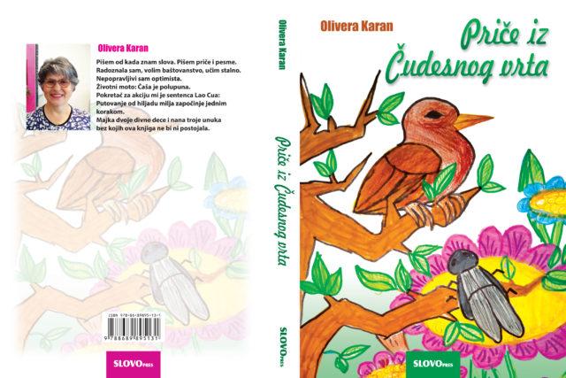Priče iz Čudesnog vrta (SlovoPres) – Olivera Karan