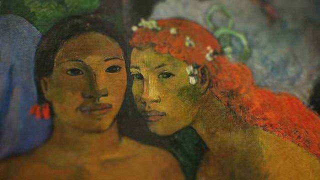 Gogenovi portreti u Nacionalnoj galeriji u Londonu