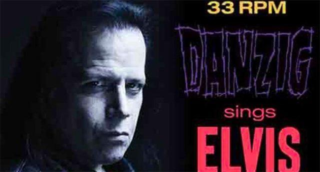 Danzig Sings Elvis – Danzig (Cleopatra, 2020)