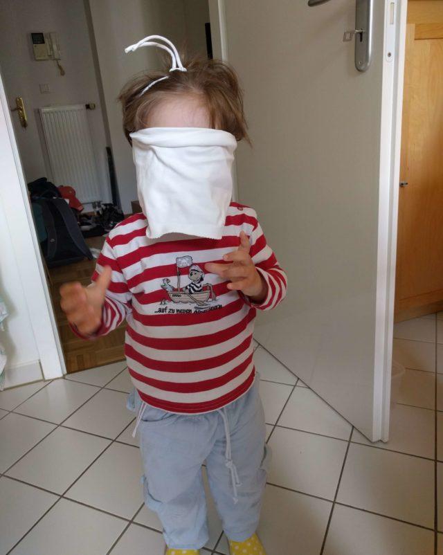 I mi masku za trku imamo