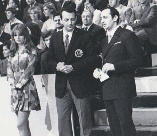 Mića Orlović i Oliver Mlakar