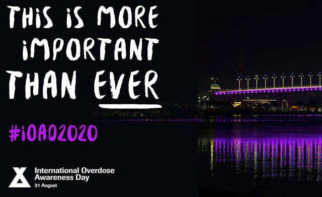 Međunarodni dan svesnosti o predoziranju drogom (IOAD) – 31. avgust